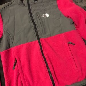 North Face Women's Denali Fleece Jacket Size 2XL